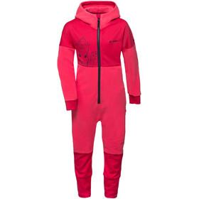 VAUDE Karibu Overall Børn, bright pink